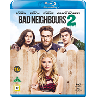 Bad Neighbours 2 (BLU-RAY)