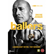 Ballers - Sesong 1 (DVD)
