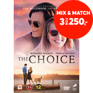 Produktbilde for The Choice (DVD)