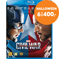 Produktbilde for Captain America 3 - Civil War (BLU-RAY)