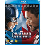 Captain America 3 - Civil War (BLU-RAY)