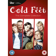 Cold Feet - Sesong 1 - 5 (UK-import) (DVD)