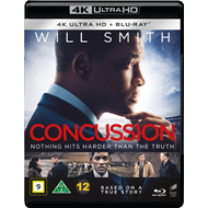 Concussion (4K Ultra HD + Blu-ray)