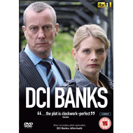 DCI Banks - Sesong 1 (UK-import) (DVD)