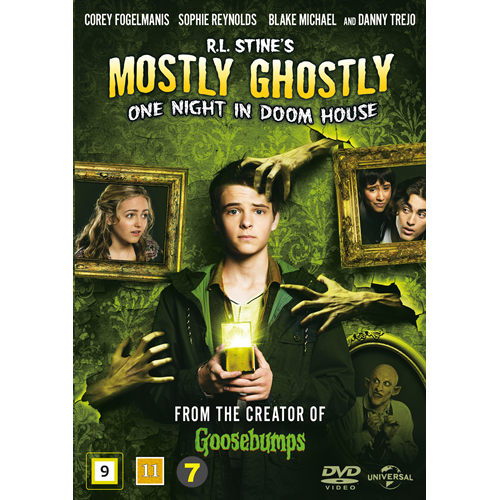 R.L. Stine's Mostly Ghostly - One Night In Doom House (DVD)