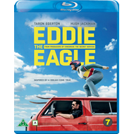 Eddie The Eagle (BLU-RAY)