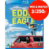 Produktbilde for Eddie The Eagle (BLU-RAY)