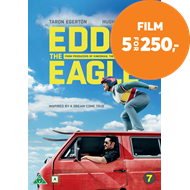 Produktbilde for Eddie The Eagle (DVD)