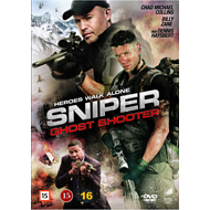 Sniper - Ghost Shooter (DVD)
