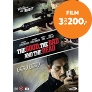 Produktbilde for The Good, The Bad And The Dead (DVD)