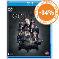 Produktbilde for Gotham - Sesong 2 (BLU-RAY)