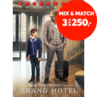 Produktbilde for Grand Hotel (DVD)