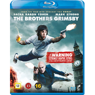The Brothers Grimsby (BLU-RAY)