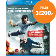Produktbilde for The Brothers Grimsby (BLU-RAY)