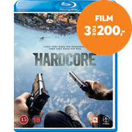 Produktbilde for Hardcore (BLU-RAY)
