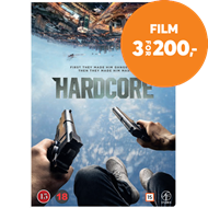 Produktbilde for Hardcore (DVD)