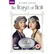 The House Of Eliott - Den Komplette Serien (UK-import) (DVD)