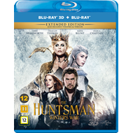 The Huntsman: Winter's War - Extended Edition (Blu-ray 3D + Blu-ray)