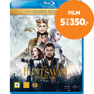 Produktbilde for The Huntsman: Winter's War - Extended Edition (BLU-RAY)