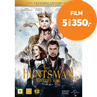 Produktbilde for The Huntsman: Winter's War - Extended Edition (DVD)