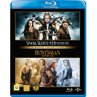 Snow White & The Huntsman / The Huntsman: Winter's War (BLU-RAY)