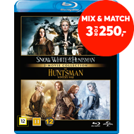 Produktbilde for Snow White & The Huntsman / The Huntsman: Winter's War (BLU-RAY)