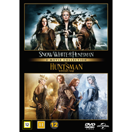Snow White & The Huntsman / The Huntsman: Winter's War (DVD)