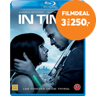 Produktbilde for In Time (BLU-RAY)