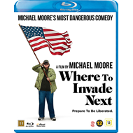 Where To Invade Next (BLU-RAY)