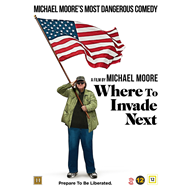 Where To Invade Next (DVD)