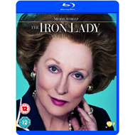 The Iron Lady (UK-import) (BLU-RAY)