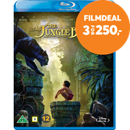 Produktbilde for Jungelboken (2016) (BLU-RAY)