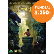 Produktbilde for Jungelboken (2016) (DVD)