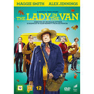 The Lady In The Van (DVD)