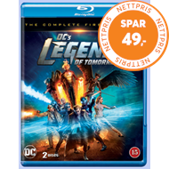 Produktbilde for Legends Of Tomorrow - Sesong 1 (BLU-RAY)