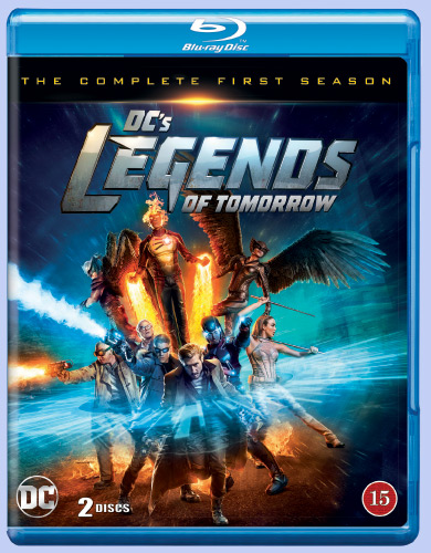 Legends Of Tomorrow - Sesong 1 (BLU-RAY)
