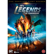 Produktbilde for Legends Of Tomorrow - Sesong 1 (DVD)