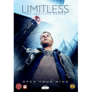 Limitless - Sesong 1 (DVD)