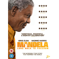 Mandela - Long Walk To Freedom (UK-import) (DVD)