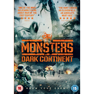 Monsters 2 - Dark Continent (UK-import) (DVD)