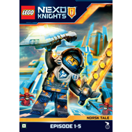 LEGO Nexo Knights - Episode 1 - 5 (DVD)