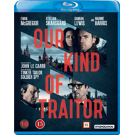 Our Kind Of Traitor (BLU-RAY)