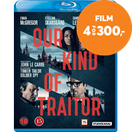 Produktbilde for Our Kind Of Traitor (BLU-RAY)