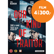 Produktbilde for Our Kind Of Traitor (DVD)