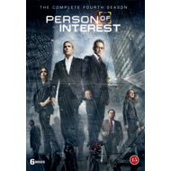 Person Of Interest - Sesong 4 (DVD)