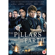 The Pillars Of The Earth (UK-import) (DVD)