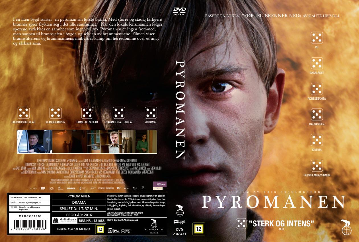 Pyromanen dvd