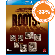 Produktbilde for Roots (BLU-RAY)