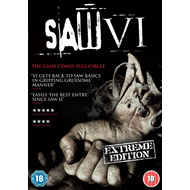 Saw 6 - Extreme Edition (UK-import) (DVD)