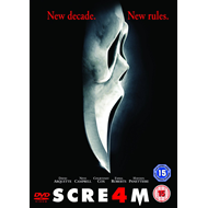 Scream 4 (UK-import) (DVD)